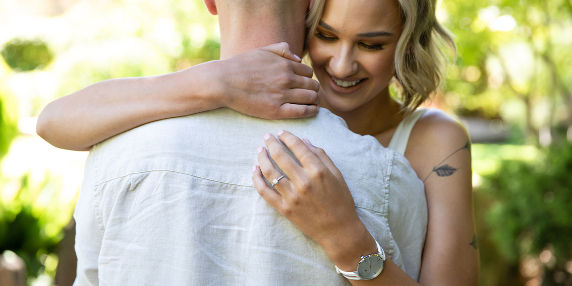 diamond gifts for women: for partners