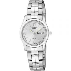 Citizen EQ0540-57A Womens Silver Tone Watch