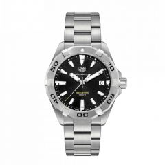 TAG Heuer Aquaracer WBD1110BA0928 Silver Stainless Steel Mens Watch