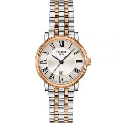 Tissot Carson T1222102203301 Two-Tone Stainless Steel Womens Watch