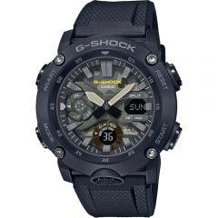 Casio G-Shock Carbon Core Guard GA-2000SU-1ADR Mens Watch