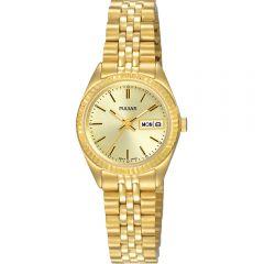 Pulsar PN8016X Gold Womens watch