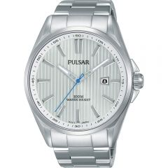 Pulsar PS9601X Stainless Steel Mens Watch