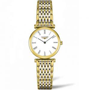 Longines La Grande Classique L42092117 Two-Tone Stainless Steel Womens Watch