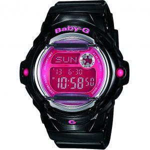 Casio BG169R-1B Baby-G Womens Watch