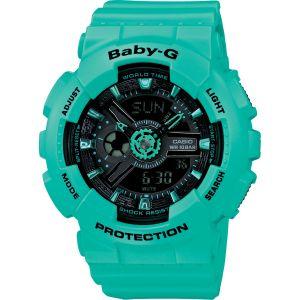 Casio BA111-3A Baby-G Womens Watch