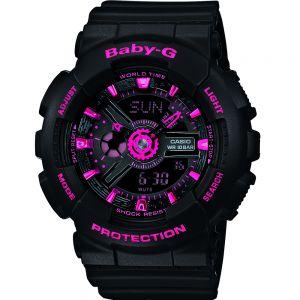 Casio BA111-1A Baby-G Womens Watch