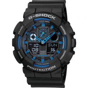 Casio GA100-1A2 G-Shock Mens Watch