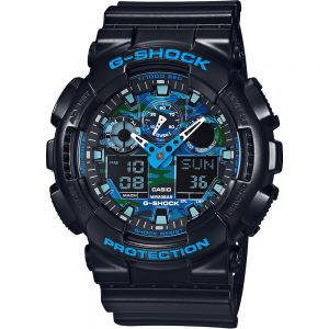 Casio GA100CB-1A G-Shock Mens Watch