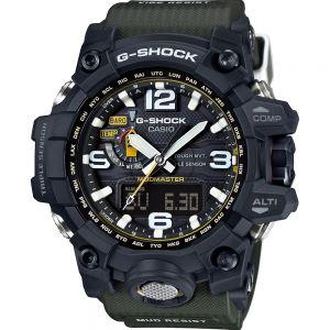 G-Shock MASTER OF G MUDMASTER GWG1000-1A3 Triple Sensor Mens Watch