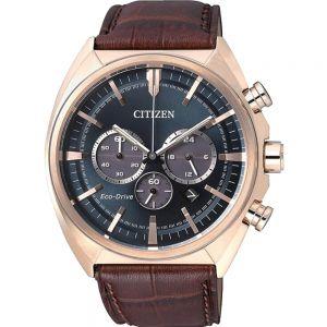 Citizen Eco-Drive CA4283-04L Chronograph Mens Watch