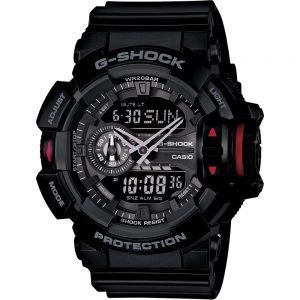 Casio GA400-1B G-Shock Black Mens Watch