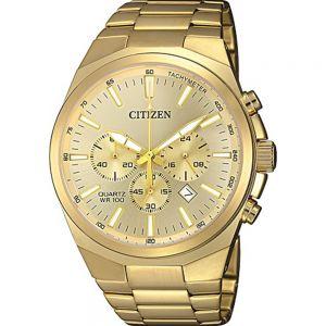 Citizen AN8172-53P Gold Mens Watch