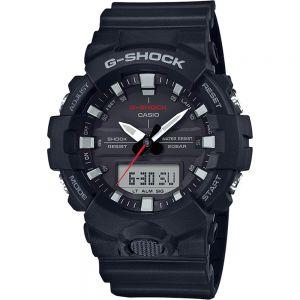 Casio G-Shock GA800-1A 200m Black Mens Watch