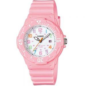 Casio LRW200H-4B2 Pink Resin Watch