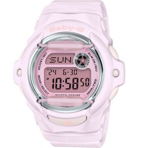 Baby-G BG169M-4D Pink Resin Womens Watch