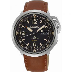 Seiko Prospex SRPD31K Brown Leather Mens Watch