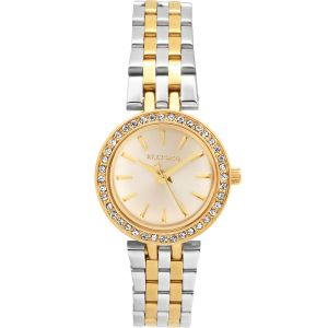 Ellis & Co Stella Rose Stainless Steel Womens Watch