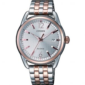 Citizen FE6086-74A Two-Tone Stainless Steel Womens Watch