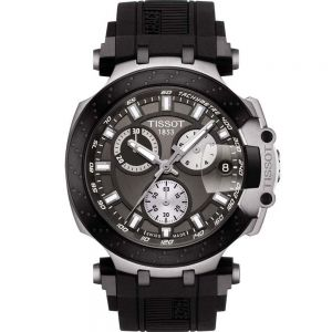 Tissot T-Race T1154172706100 Black Rubber Mens Watch