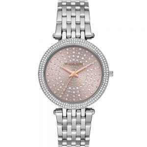 Michael Kors MK4407 Darci Crystals Stainless Steel Womens Watch