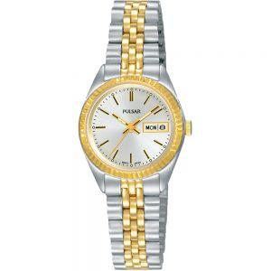 Pulsar PN8014X Two Tone Womens Watch