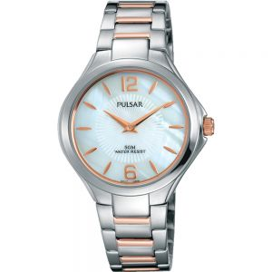 Pulsar PM2217X Two Toned Womans Watch