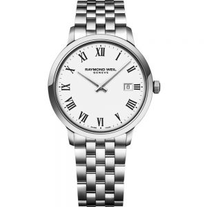 Raymond Weil Toccata Classic 5485-ST-00300 Mens Silver Watch