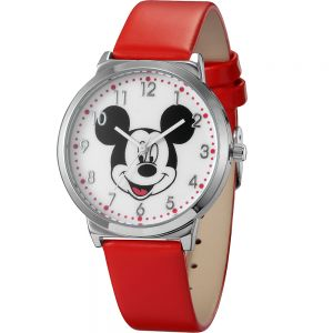 Disney SPW007 Mickey Mouse Red Band 29mm