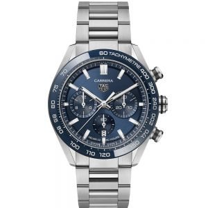 TAG Heuer Carrera CBN2A1ABA0643 Heuer 02 Automatic Chronograph