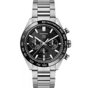 TAG Heuer Carrera CBN2A1BBA0643 Heuer 02 Automatic Chronograph