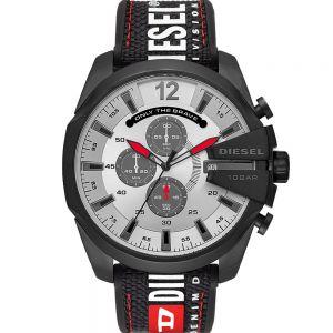Diesel Mega Chief DZ4512 Chronograph Grey Mens Watch