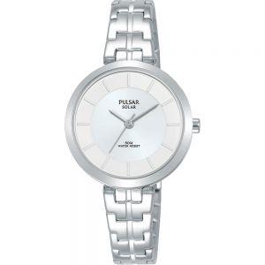 Pulsar PY5057X Stainless Steel Womens Watch