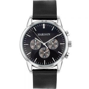 HARISON Stainless Steel Mesh Men's Watch