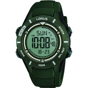 Lorus R2369MX-9 Sports Dark Green Unisex Watch