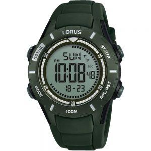 Lorus R2369MX-9 Sports Dark Green Unisex Watch