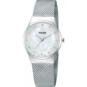 Pulsar PH8053X Silver Tone with Swarovski Crystal