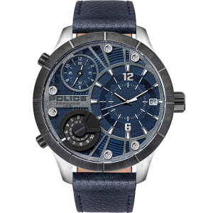 Police Bushmaster Blue Mens Watch